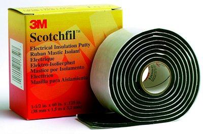 Резиновая мастика scotchfil 3m wtyf гидроизоляция оклеивающая